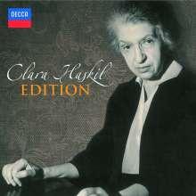 Clara Haskil Edition (Aufnahmen für DG,Decca,Westminster), 17 CDs