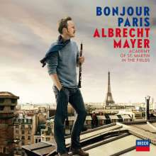 Albrecht Mayer - Bonjour Paris, CD