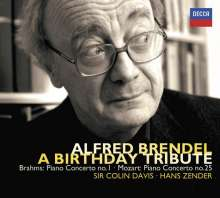 Alfred Brendel - A Birthday Tribute, 2 CDs
