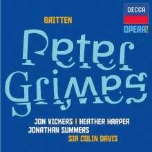 Benjamin Britten (1913-1976): Peter Grimes op.33, 2 CDs