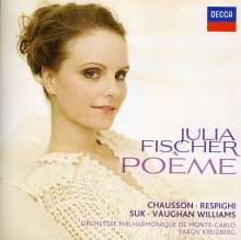 Julia Fischer - Poeme, CD