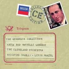 George Gershwin (1898-1937): The Gershwin Collection, 7 CDs