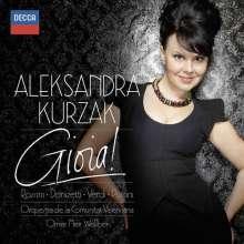 Aleksandra Kurzak - Gioia!, CD
