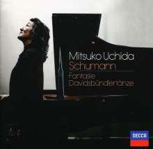 Robert Schumann (1810-1856): Davidsbündlertänze op.6, CD