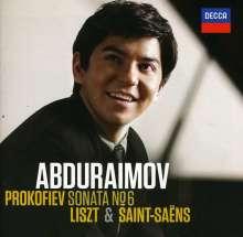 Behzod Abduraimov,Klavier, CD