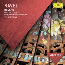 Maurice Ravel (1875-1937): Bolero, CD