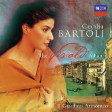 Cecilia Bartoli - The Vivaldi-Album, CD
