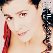Cecilia Bartoli - Gluck Italian Arias, CD