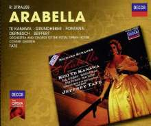 Richard Strauss (1864-1949): Arabella, 3 CDs
