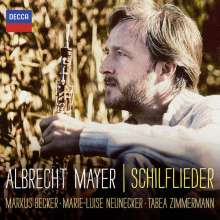 Albrecht Mayer - Schilflieder, CD