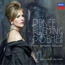 Renee Fleming - Poemes, CD