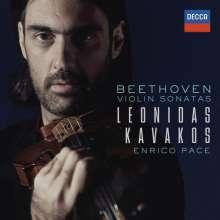 Ludwig van Beethoven (1770-1827): Violinsonaten Nr.1-10, 3 CDs