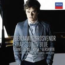 Benjamim Grosvenor - Rhapsody in Blue, CD