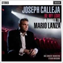 Joseph Calleja - Be my Love (A Tribute To Mario Lanza), CD