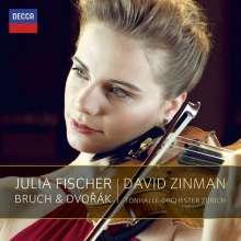 Julia Fischer - Bruch & Dvorak, CD