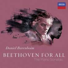 Ludwig van Beethoven (1770-1827): Klaviersonaten Nr.1-32 (Beethoven für alle), 10 CDs
