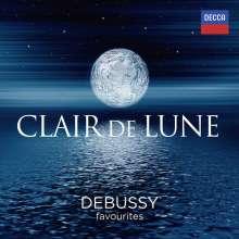 Claude Debussy (1862-1918): Clair De Lune - Debussy Favourites, 2 CDs