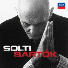 Bela Bartok (1881-1945): Georg Solti dirigiert Bartok, 7 CDs