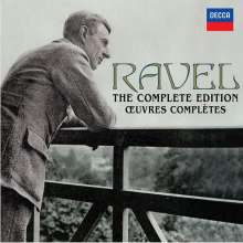 Maurice Ravel (1875-1937): Ravel - The Complete Edition, 14 CDs