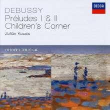 Claude Debussy (1862-1918): Preludes Heft 1 & 2, 2 CDs