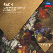 Johann Sebastian Bach (1685-1750): Klavierkonzerte BWV 1052,1055,1056,1060, CD