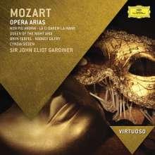Wolfgang Amadeus Mozart (1756-1791): Opernarien, CD