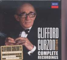 Clifford Curzon - Complete Recordings, 24 CDs