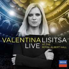 Valentina Lisitsa - Live at the Royal Albert Hall, CD