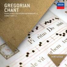 Gregorianische Gesänge, CD