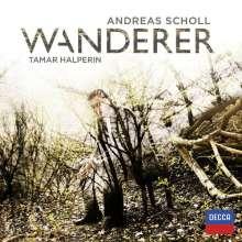 Andreas Scholl - Wanderer, CD