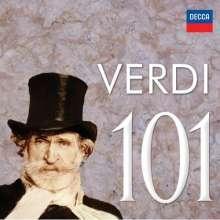 Giuseppe Verdi (1813-1901): Verdi 101, 6 CDs