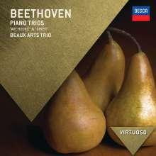 Ludwig van Beethoven (1770-1827): Klaviertrios Nr.4,5,7, CD