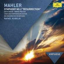 Gustav Mahler (1860-1911): Symphonie Nr.2, CD