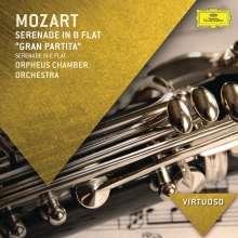 Wolfgang Amadeus Mozart (1756-1791): Serenaden Nr.10 & 11 (KV 361 & 375), CD