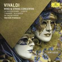 Antonio Vivaldi (1678-1741): Flötenkonzerte RV 433 & 438, CD