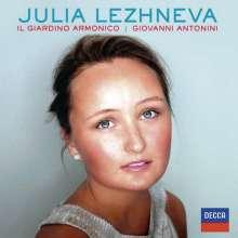 Julia Lezhneva - Alleluia, CD