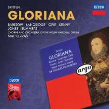 Benjamin Britten (1913-1976): Gloriana, 2 CDs