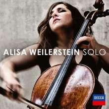 Alisa Weilerstein - Solo, CD