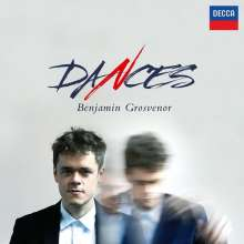 Benjamin Grosvenor - Dances, CD
