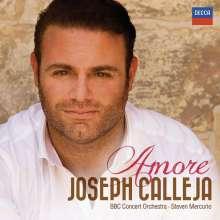 Joseph Calleja - Amore, CD