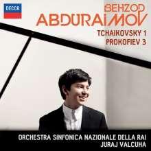 Behzod Abduraimov - Tschaikowsky/Prokofieff, CD
