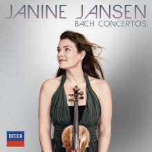 Johann Sebastian Bach (1685-1750): Violinkonzerte BWV 1041,1042,1060R, CD