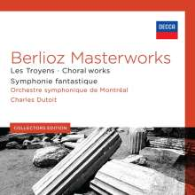 Hector Berlioz (1803-1869): Berlioz Masterworks, 17 CDs