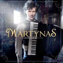 Martynas - Bohemian Rhapsody, CD