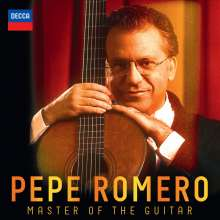 Pepe Romero - Master of the Guitar, 11 CDs