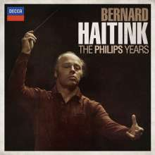 Bernard Haitink - The Philips Years, 20 CDs