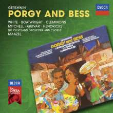George Gershwin (1898-1937): Porgy and Bess, 3 CDs