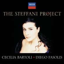 Agostino Steffani (1654-1728): The Steffani Project, 3 CDs