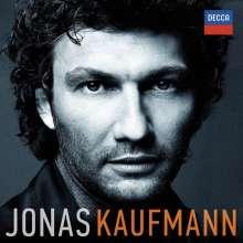 Jonas Kaufmann - Jonas Kaufmann, CD
