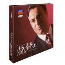 Luciano Pavarotti Edition 1 - The First Decade, 27 CDs